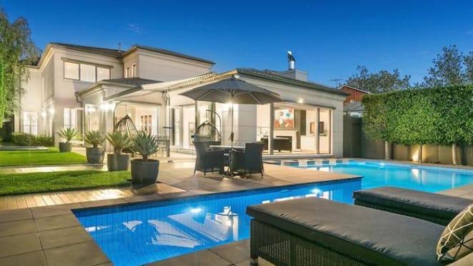 ANZ executive Mark Lang sells Kew trophy home