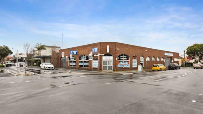 Seddon commercial corner site sells