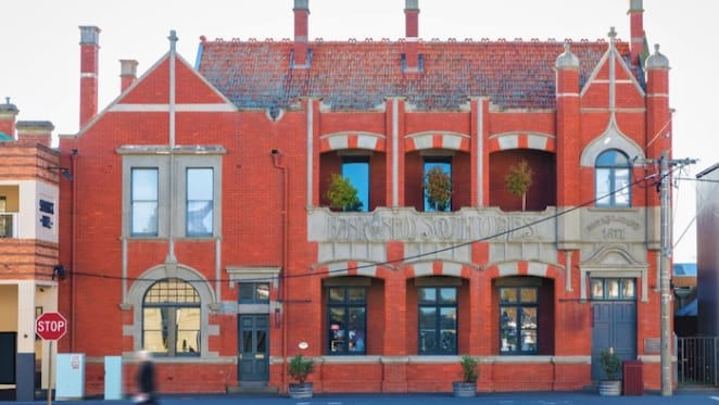 Kyneton's former Bank of New South Wales listed for sale
