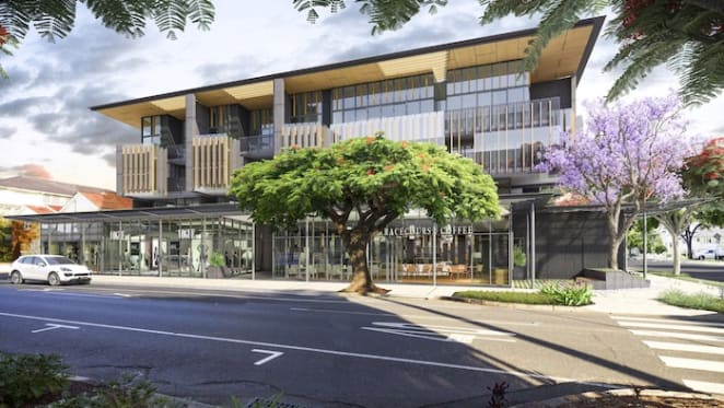 Coffee Club founder pays $6m for ground floor of Ascot's 'Silk'