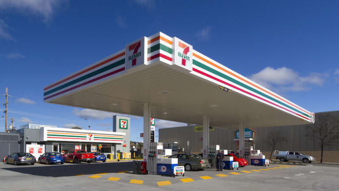 Brand new Queanbeyan 7-Eleven sells for $6.85 million prior to auction