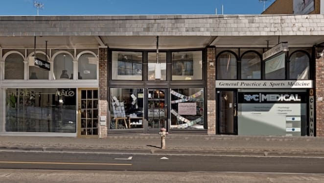 Retail investment in the heart of Armadale set for auction