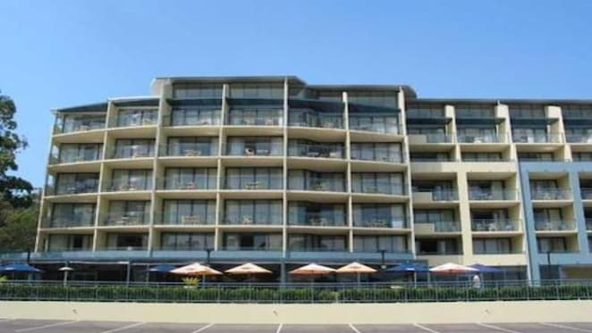 Nelson Bay, NSW waterfront units for under $180,000: Investar
