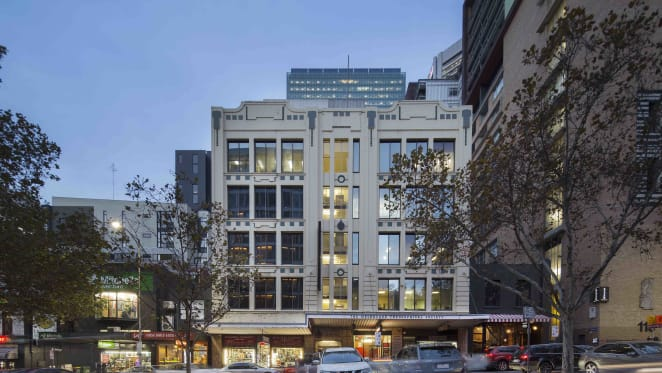 Melbourne Theosophical Society lists its Russell Street building