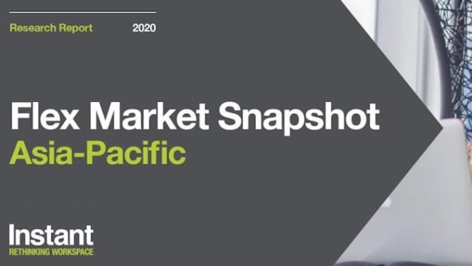 Asia-Pacific leads with seven fastest-growing flexible workspace markets