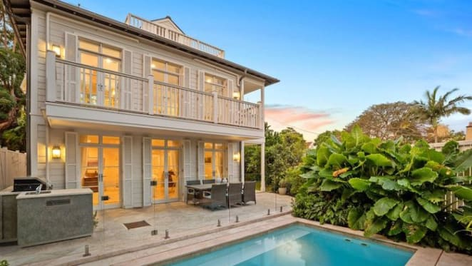 Elegant Cremorne Point home with harbour views sold for $4.8 million