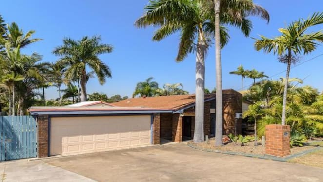 Three bedroom Tannum Sands, Queensland house listed for mortgagee sale