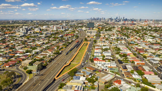 Vacant Footscray development site listed