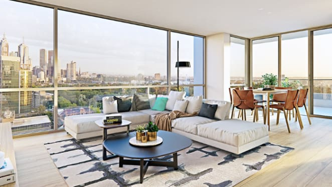 Perfect storm hit Evolve Development with Southbank apartment project