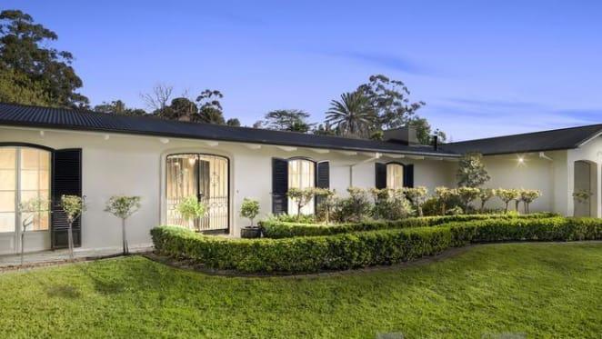 John Chappel-designed Springfield home sold