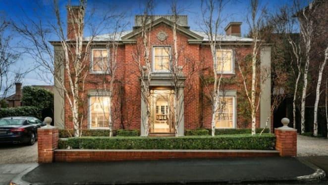 Developer Michael Yates sells South Yarra mansion for $11 million