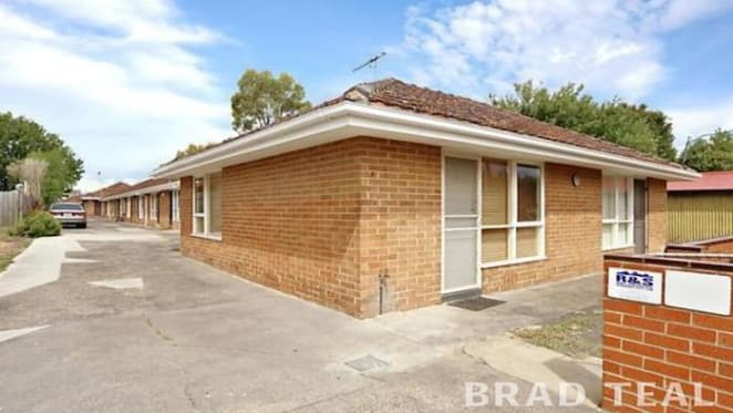 One bedroom Brunswick unit sold for $250,000