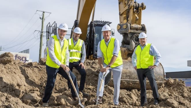 Construction kick-start ignites $40 million economic and jobs boom for Beenleigh