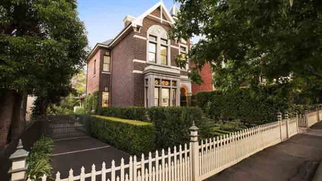 No sale for Hawthorn trophy home