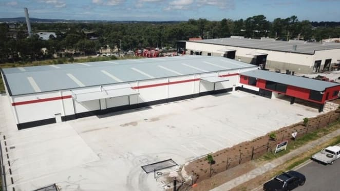Savills secure Darra warehouse lease for RedEarth Energy Storage