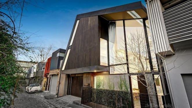 Fitzroy warehouse home listed for between $2.6 million to $2.8 million