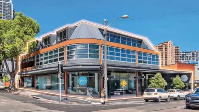 Woollahra commercial trophy The Grosvenor, home to Phillips Pantzer Donnelley, listed for sale