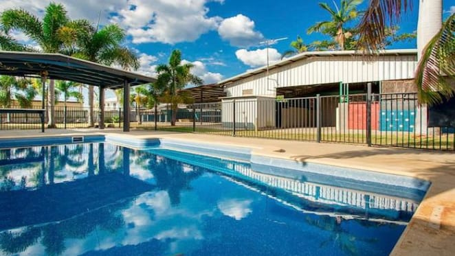 Berserker, Queensland house listed for mortgagee sale