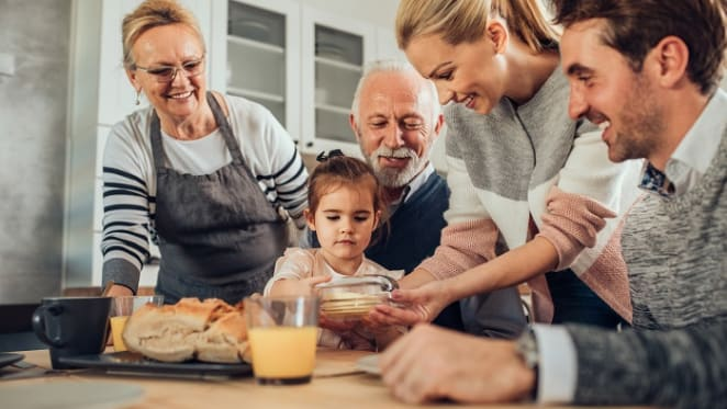 One in five Australians live in multi-generational households