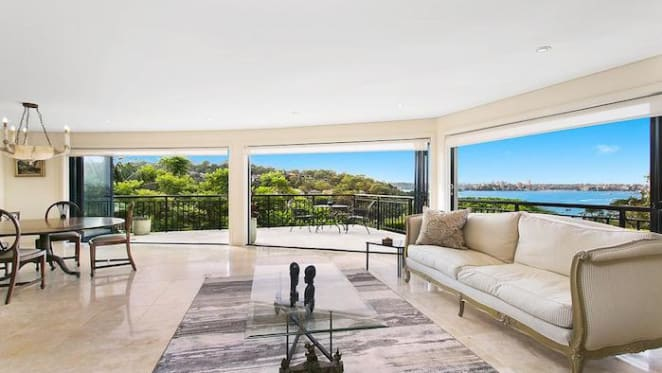 Mosman house with harbour view listed for $4.7 million
