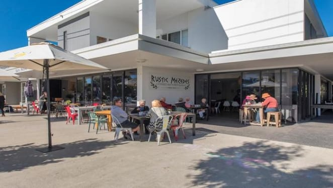 Prime Woolgoolga retail property listed for sale