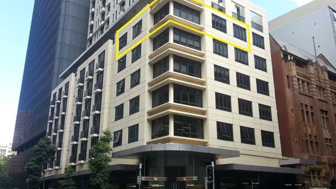 Law firms renting in Sydney CBD: Ray White