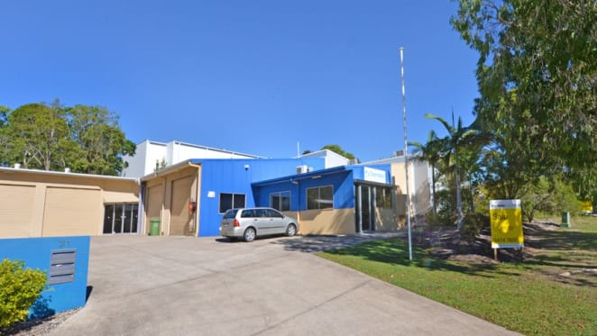 Industrial unit in Sunshine Coast's Noosaville sells for $290,000