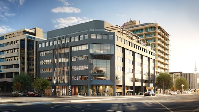 Canberra's 17 Moore Street sets sights on top tenants with eco-friendly makeover