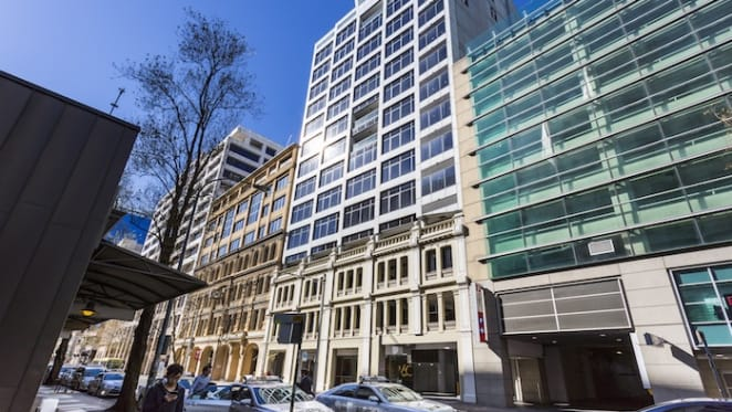 Sydney CBD building overlooking Darling Harbour listed: Savills