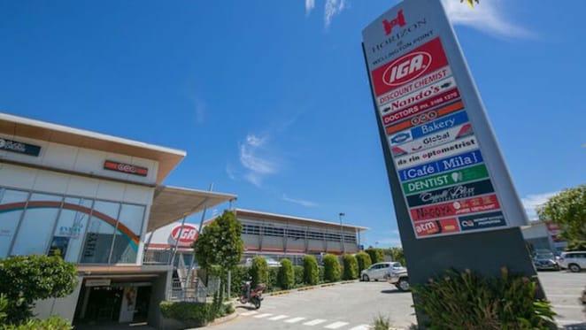 Horizon @ Wellington Point shopping centre for sale