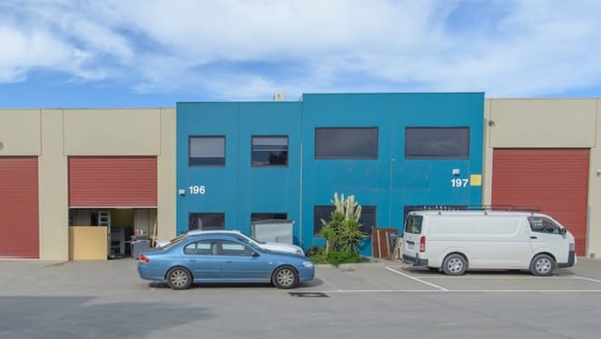 Vacant warehouse/office at Clayton South sold for $345,000