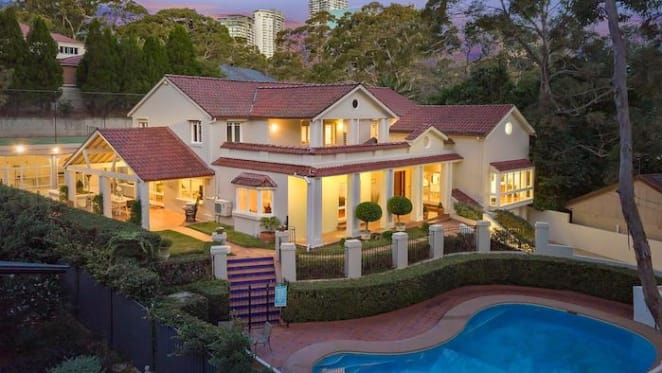 Six bedroom Chatswood home sold for $5.635 million
