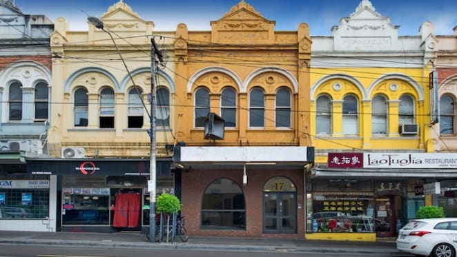 Glenferrie Road, Malvern commercial property sells for $1.32 million at auction