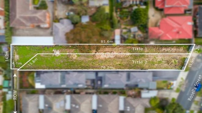 Murrumbeena, Victoria residential land listed for mortgagee sale