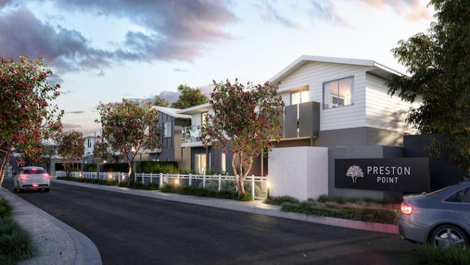 Townhouse project commences on former garden centre site near Brisbane CBD