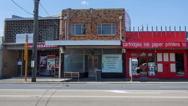 Oakleigh South retail property sold for $641,000