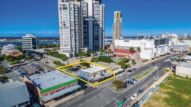 Southport freehold investment for sale at auction