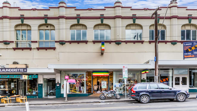 High Street retail strip shop listed for December auction