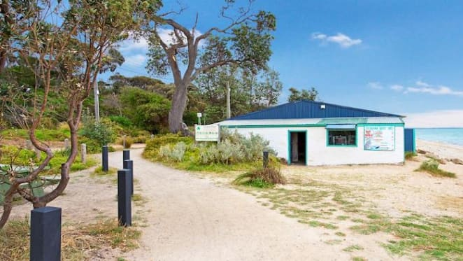 Dromana boat shed listed for first time in 26 years
