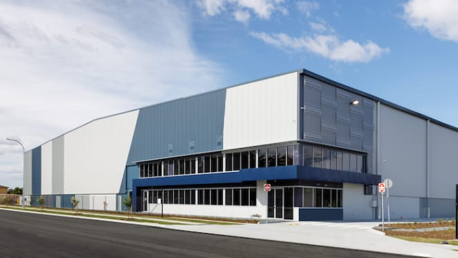 Vaughan completes $11 million Queensland warehouse for McPhee Distribution