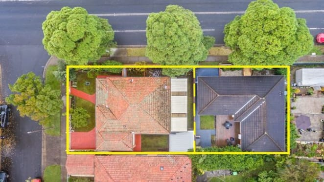 Two mortgagee homes on one title in Strathfield South sold for $1.8 million