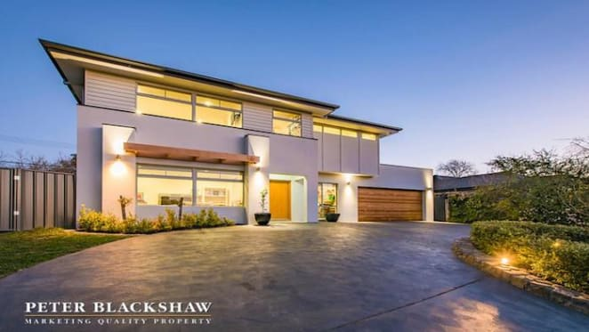 Hughes home sells for $1,665,000 - Canberra's most expensive weekend auction sale