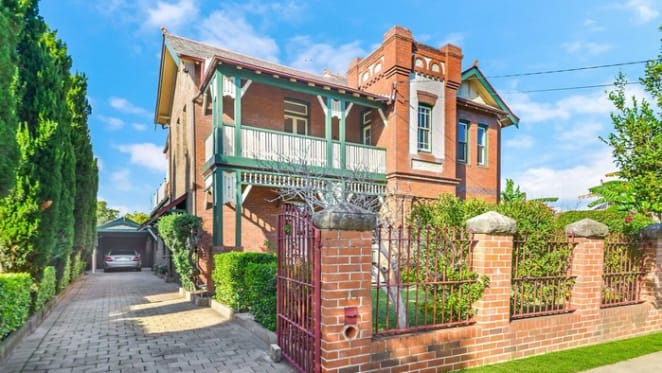 Award winning Underbelly director lists long-time Burwood home