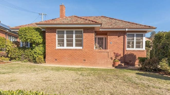 Griffith tops list of Canberra house hotspots