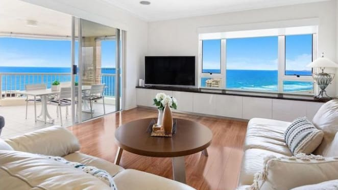 Ocean-view sub-penthouse in Broadbeach sold for $2.3 million
