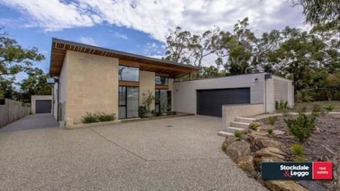 Modern Inverloch beach home listed for sale