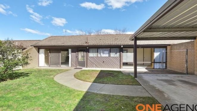 Two bedroom Holt house sold for $290,000