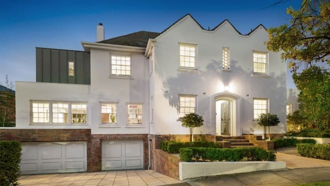 $7.05 million Toorak auction result topped the weekend results