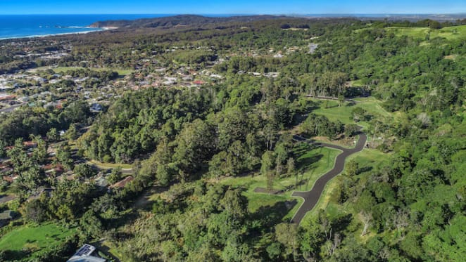 Final building lots at Byron Bay's Seacliffs released