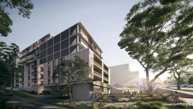 Stage 2 DA lodged for Channel Nine's Willoughby headquarters